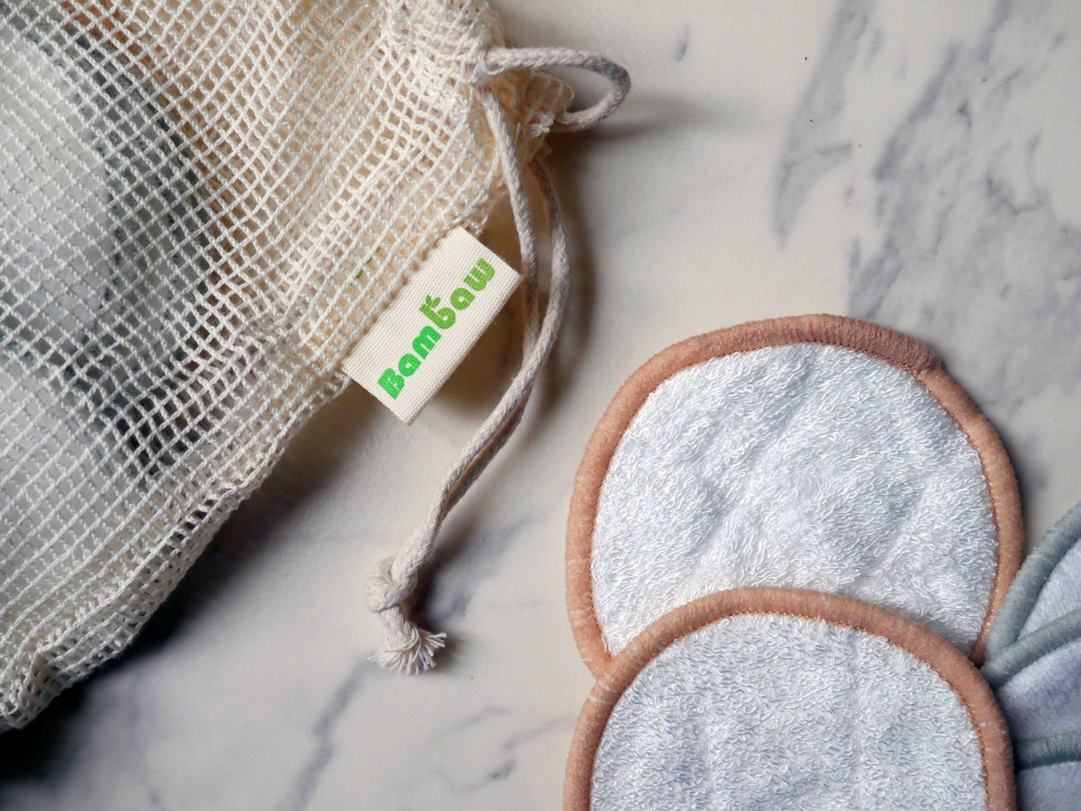 Sustainable Reusable Cotton Pads