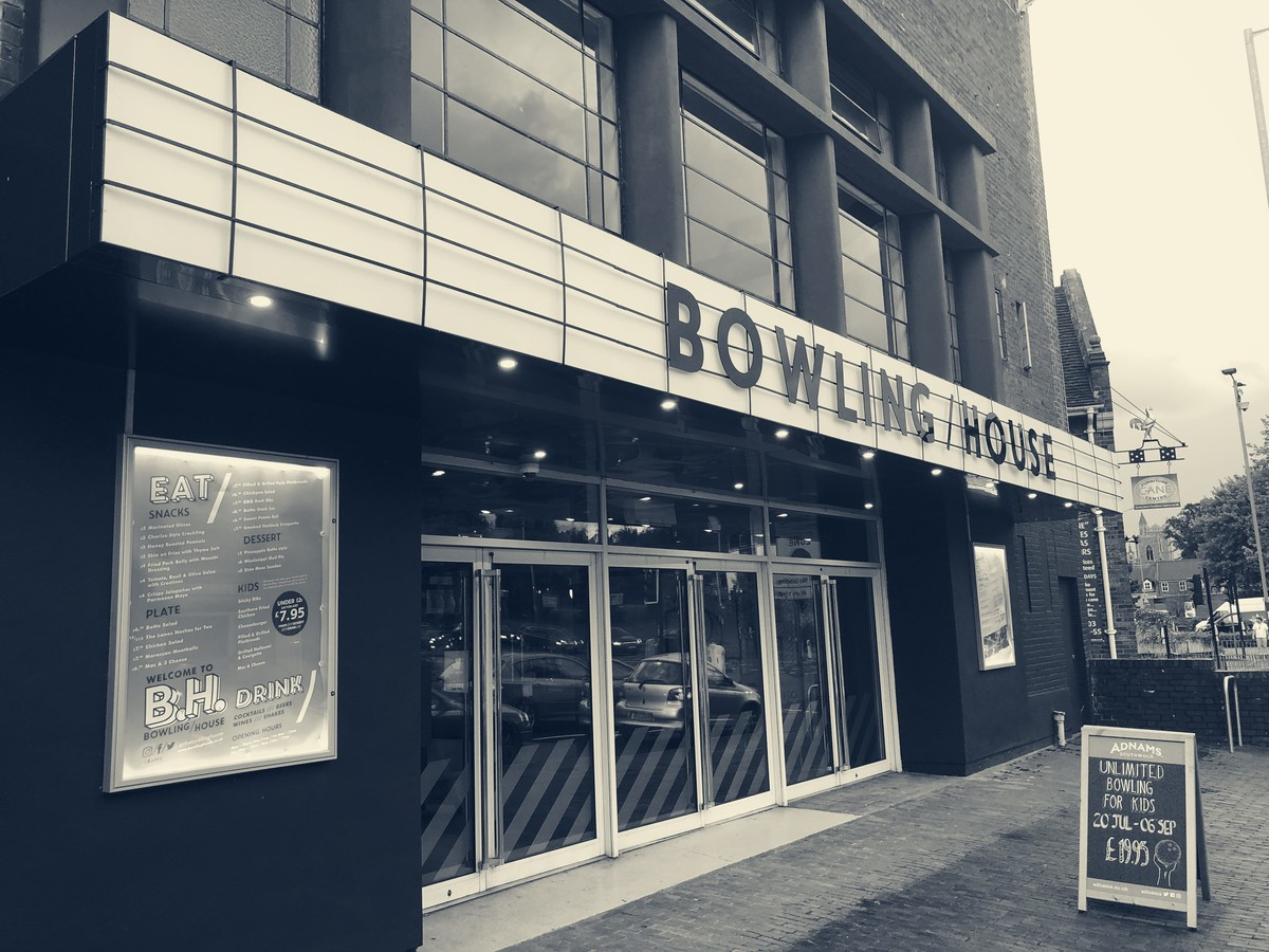 Bowling House – Review