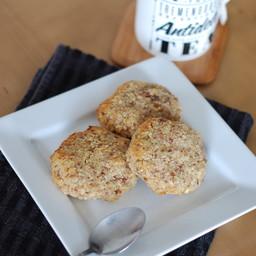 Apple Spiced Tea Cookies