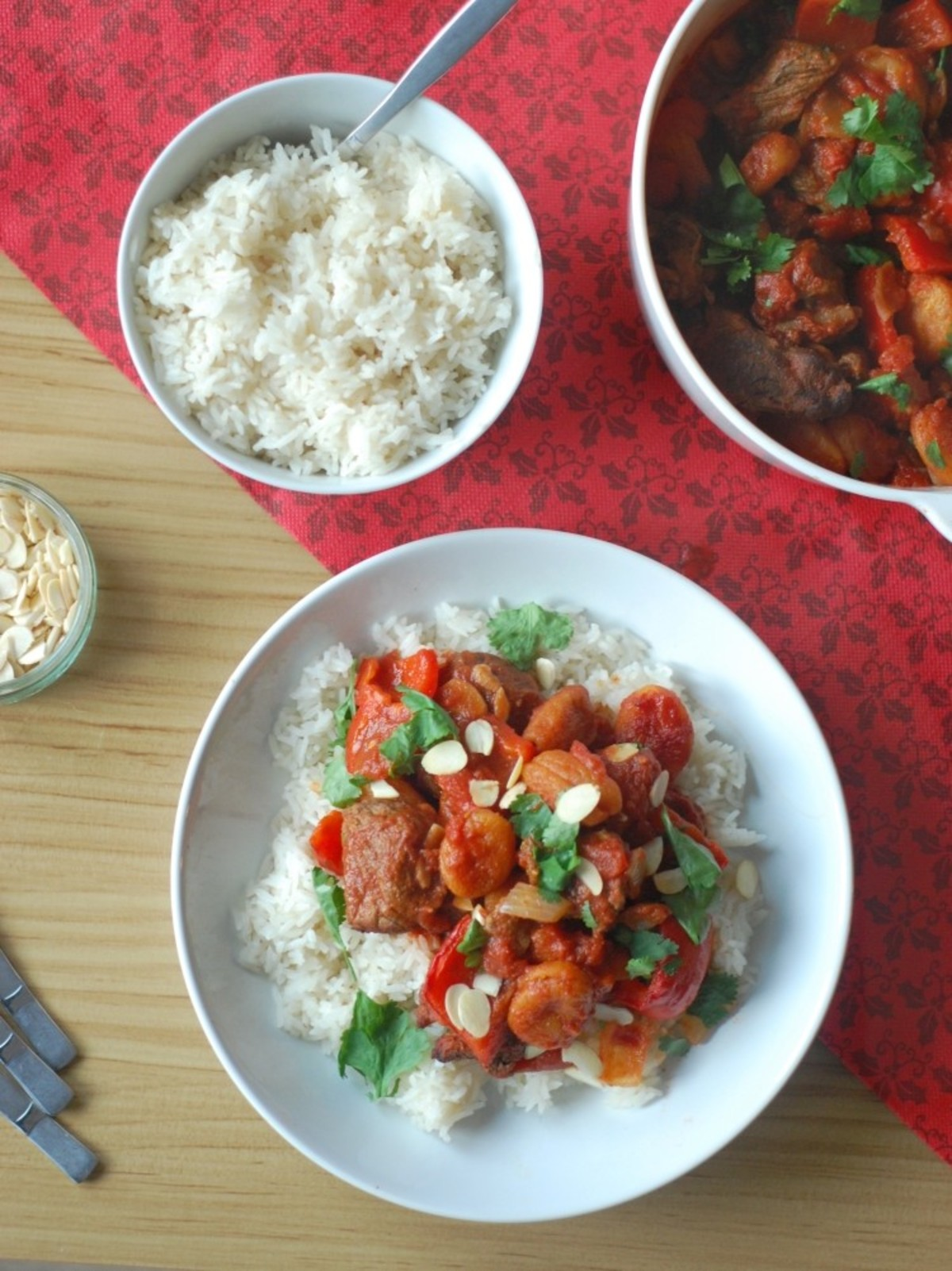 Christmas Menu – Winter Beef and Apricot Stew